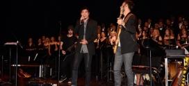 İstanbul Armoni Korosu ve Manga Şarkılarını Çocuklar İçin Söyledi