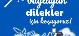 39. Vodafone İstanbul Maratonu'nda koşuyoruz